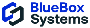 BlueBox Systems Logo farbe